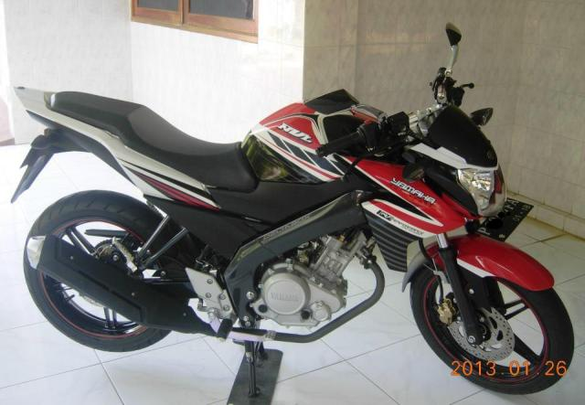 Modifikasi Yamaha New Vixion Lightning? Why Not? | T